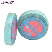 120 rolls 0.8cm/1cm*3 yards super hair tape/ double-side medical adhesive tape for hair extension/skin weft/ lace wig/toupee