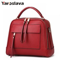 New 2016 women handbag for women bags leather handbags famous brand women's pouch bolsas messenger bags female bag MU36