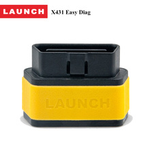 Launch easydiag 2.0 Professional Auto Code Reader 7 Scanner Tool Free Internet Update Car Diagnostic Tool(China)
