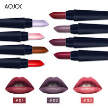 20 Colors to Choose Glossy Lip Rouge matte lipstick Fashion Women Makeup Waterproof Cosmetics lips lip sticks