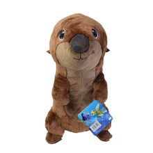 Original Finding Dory Baby Otter Soft Cute Kawaii Stuff Plush Toy Baby Birthday Gift 30cm(China)