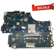 PCNANNY MBPUU02001 Acer aspire 5551 5551G Laptop motherboard NEW75 LA-5911P cpu tested