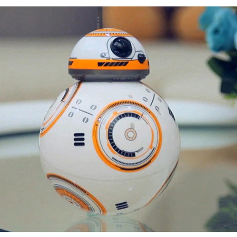 Star Wars RC 2.4G BB-8 Robot 17cm Upgrade Remote Control