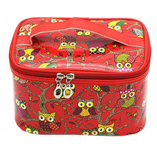 Fashion large-capacity portable storage Cosmetic Bag 2017 Hot product discount beauty