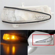 Best Quality For HONDA CIVIC FA1 2006 2007 2008 2009 2010 2011 Left & Right Rearview Mirror LED Turn Signal Flasher Light