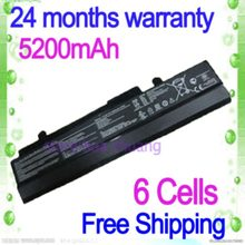 JIGU [Special Price] New Laptop battery For Asus Eee PC 1015 1016 Series,Replace: A31-1015 A32-1015 battery, Free shipping(China)