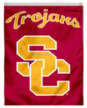 7 Color USC Trojans American Outdoor Indoor Football College Flag 3X5 Custom USA Any Hockey Flag