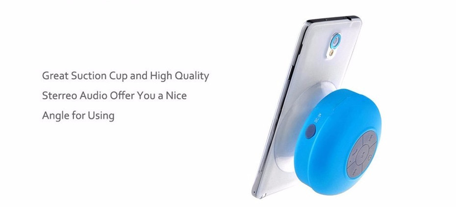 Mambaman Bluetooth Speaker Waterproof Shower Wireless Mini Portable Speakers for Xiaomi iPhone Handsfree Bluetooth Car Receiver (8)