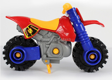 Children's educational toys nut disassembling combination simulation model of motorcycle toys assembled removable screws models(China)