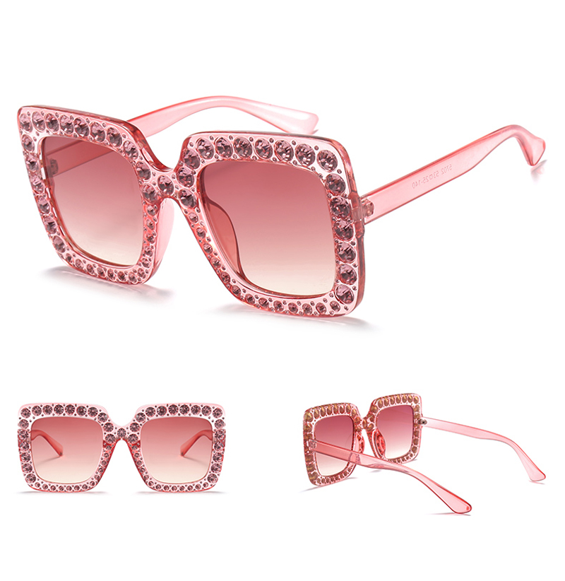 rhinestone sun glasses for women luxury brand 7080 details (6)