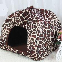 Foldable Animal Pet Dog Cat Bed House Dog Puppy Kennel Sleeping Mat Nest Hot Sale Pet Products Cama paral Perritos 20