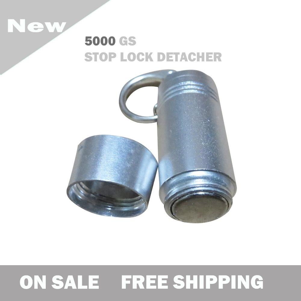 2017 new Mini Strong Bullet Detacher magnetic detacher stop lock detahcer magnetic fore 4500gs<br><br>Aliexpress