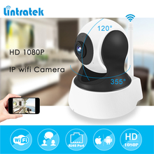 Surveillance Wireless IP wifi Camera 1080P hd Night Vision CMOS Home Security Baby Audio Camera Monitor Indoor IP Cam LINTRATEK(China)