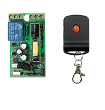 85v  110v 220v  Wide voltage AC  1 ch  RF  wireless remote control switch 1* receiver+1* transmitter