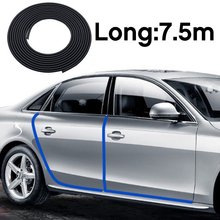 Car Door Edge Scratch Guard Protector Strip For LEXUS RX300 RX330 RX350 IS250 LX570 is200 is300 ls400 car Styling
