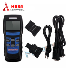 2016 Newest H685 Memoscan Diagnostic Scan Tool H685 FOR HONDA/ACURA OBD2 OBDII Fault Code Reader Scanner Tool With High Quality