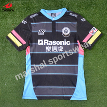 make your own jersey OEM item polo design soccer jersey full sublimation custom(China)