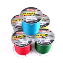 4 series of 300 meters PE woven fishing line(China)