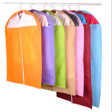 300pcs non-woven colorful clothing, gold dust cover suit cover(China)