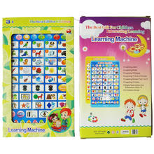 "English Children learning Machine 7.9"" Mini IPad  Touch Tablet Computer Kid gift toys study english best gift with retail box"