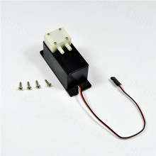 Mini Electric Smoke Pump Gasoline Smoking Pump System For RC Model Airplane(China)