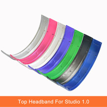 Replacement Top Headband Headphone Parts For Beats For Dr. Dre Studio 1st Gen Studio 1.0 Over-Ear Headphones