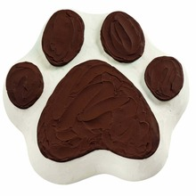 15 Mini Paw Silicone Cake Pan Silicone Pudding Chocolate Mould Cupcake(China)