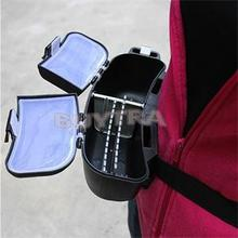 High Quality Multifunction Fishing Boxes Portable Insulated Fish Live Lure Bait Tackle Waist Fishing Tackle Boxes(China)
