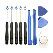 Buy Mobile Repair Opening Tools Kit 11pcs/set Screwdriver Set Disassemble Kit iPhone 4 4s 5 5s 6 Smart Phone Opening Tools Set for $3.16 in AliExpress store