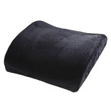 Memory Foam  Lumbar Back Support Cushion High Quality Relief Waist  for Travel Office Chair Car Seat CAR0103