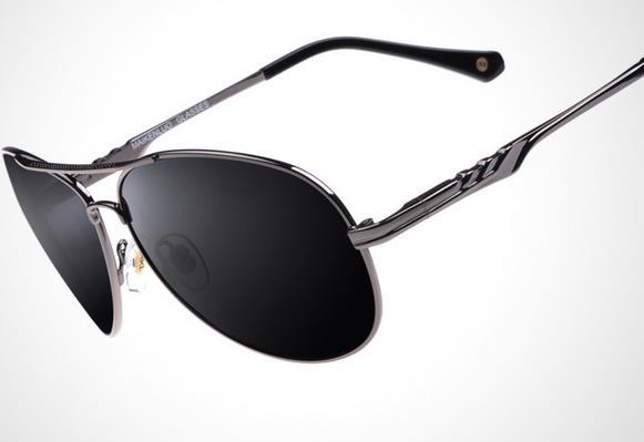 Polarized Retro Aluminum Magnesium Alloy Sun glasses Male Man Luxury Driver Metal Outdoor Fishing Sport Sunglasses Anti Glare<br><br>Aliexpress