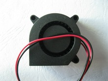 20 Pcs Brushless DC Cooling Blower Fan 4020S 24V 0.1-0.15A 40x40x20mm Black Color(China)