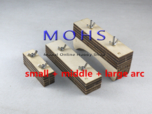 ancient sailing model hull sander deck polished appliance small + middle + arc + sandpaper wooden scale model sailing ship tools(China)