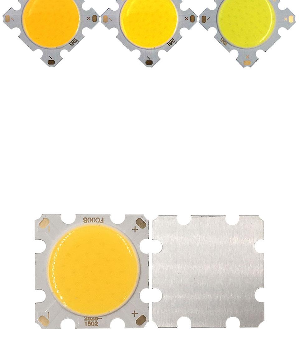 cob led 28mm square cob chip light bulb lamp 15W (12)