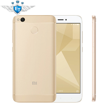 "Original Xiaomi Redmi 4X PRO 4 X Smartphone 3GB 32GB 5.0"" HD Screen Snapdragon 435 Octa Core 4100mAh 13.0MP Global ROM LTE OTA"