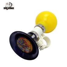 Drbike Classical Design Kids Bike Bell for Handlebar Rubber Bicycle Air Horn Cycling Loud for Kids Bike