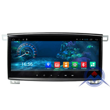 ZOHANAVI 10.25 inch Android GPS Navigation For Toyota Land Cruiser 100  LC100 GX 1998~2005 Radio Stereo Audio Video Multimedia