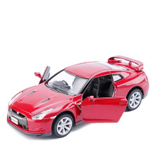 New RMZ City 1:36 Scale Japan Nissan GTR Diecast Metal Car Model Toy For Gift/Kids/Christmas/Collection FreeShipping