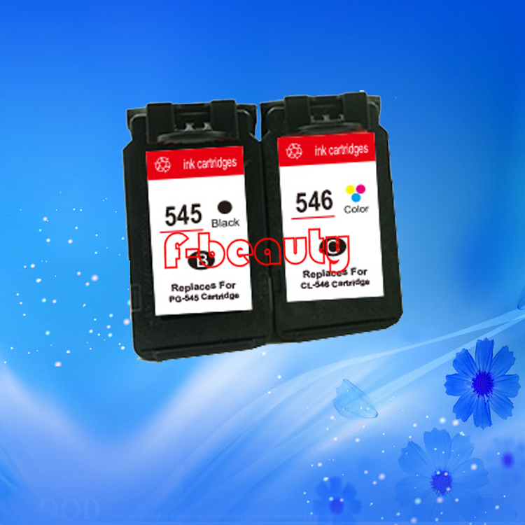 High quality PG-545 CL-546 ink cartridge for Canon MG2580 MG2400 MG2500 IP2880<br><br>Aliexpress