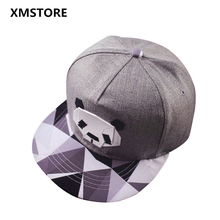 2017 Summer New Cartoon Bear Adjustable Baseball Caps Snapback Hats For Men Women Fashion Sports Cap Hip Hop Sun Bone Hat W117
