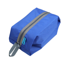 Waterproof Outdoor Storage Bag Ultralight Portable Traveling Toothpaste Soap Cosmetic Shoes Sorting Bag Oxford Camping Bag Pouch(China)