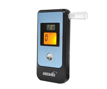 Greenwon Automobiles Roadway Safety Air blowing type car-detector Breath Alcohol Tester professional breathalyzer