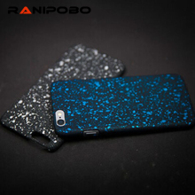 5 s 5S case New Style 3D Cover Three-dimensional Stars Ultra thin Frosted Starry Sky Phone Case for iPhone 5 5s SE Shell