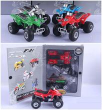 1:18 Alloy Beach Motorcycle Diecast Cars Metal Model Toys For Children 1/18 Motorcycle Brinquedos Assembled Vehicles(China)
