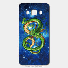High Quality Cell phone case For Samsung Galaxy 2016 J5 J7 J3 J1 A3 A5 A7 Case Hard PC Shenlong dragon ball Patterned Cover(China)