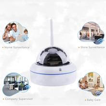 Buy Wireless 1080P 2.0MP Infrared Night Vision Network WIFI Monitoring Camera Home Security Surveillance System IP Camera for $64.08 in AliExpress store