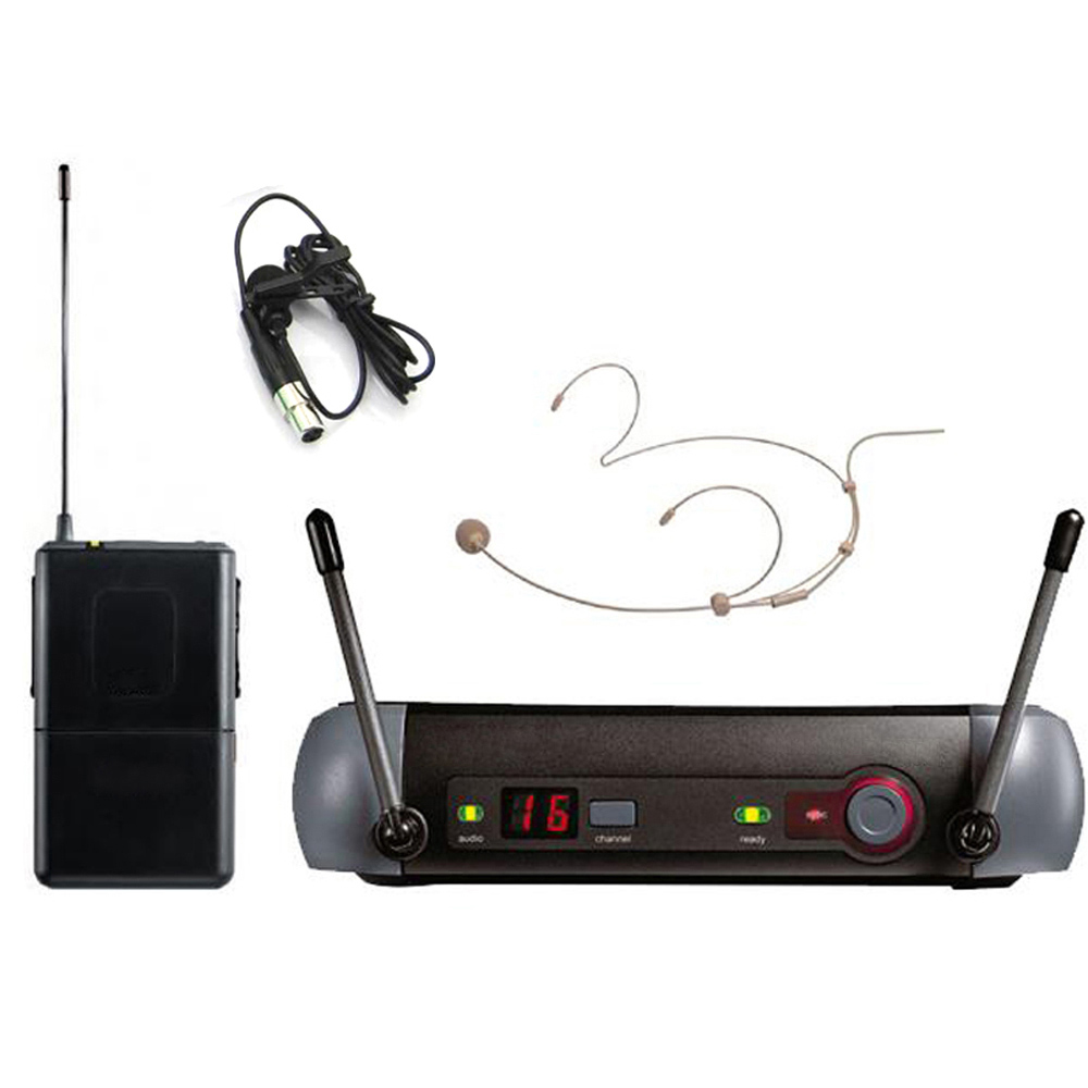 PXG14 Professional dynamic wireless microphone brands Microfono Mic Headset microfon for karaoke system / Stage DJ Studio Club