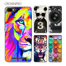 BQ Strike Case Cover BQ Strike BQS 5020 BQS-5020 Painted Protective Shell Phone Back Case FOR BQ Strike BQ 5020 BQS5020 Soft TPU