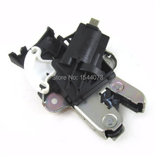 2017 NEW OEM Bootlid Rear Trunk Lid Lock Latch For VW Jetta MK5 MKV Passat B6 3C2 B7 CC A4 A5 A6 A8 RS4 RS5 RS6 4F5 827 505 D