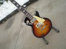 free shipping guitar+lp slash guitar+maple flame+electric guitar/guitarra/guitar in china
